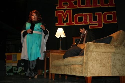 Del drama a la comedia en Teatro Aliado, con Proyecto teatro.