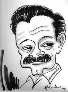 Personaje de la semana Mario Benedetti