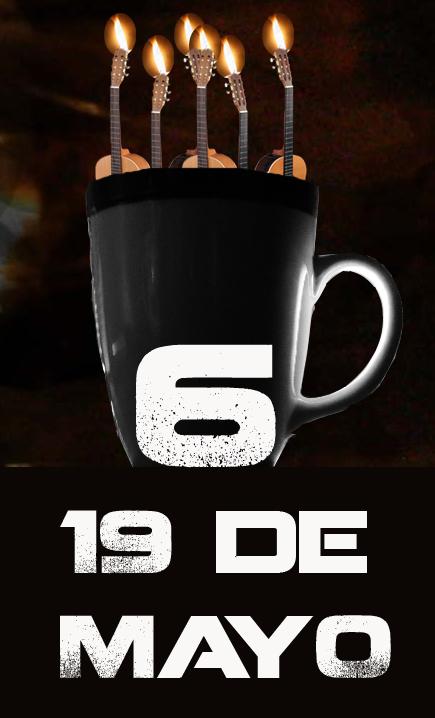 6 Años de Cafe con Letras