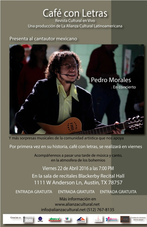 CCL Pedro Morales  ablil 2016